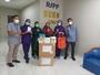 시지바이오, 인도네시아 화상 환자 치료를 위한 구호물품 후원