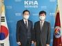 이필수 회장, 코로나19 백신 관련 한국화이자제약 관계자 면담